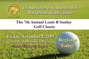 2019 Louis B. Saulny Golf Classic